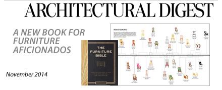 Architectural Digest November 2014